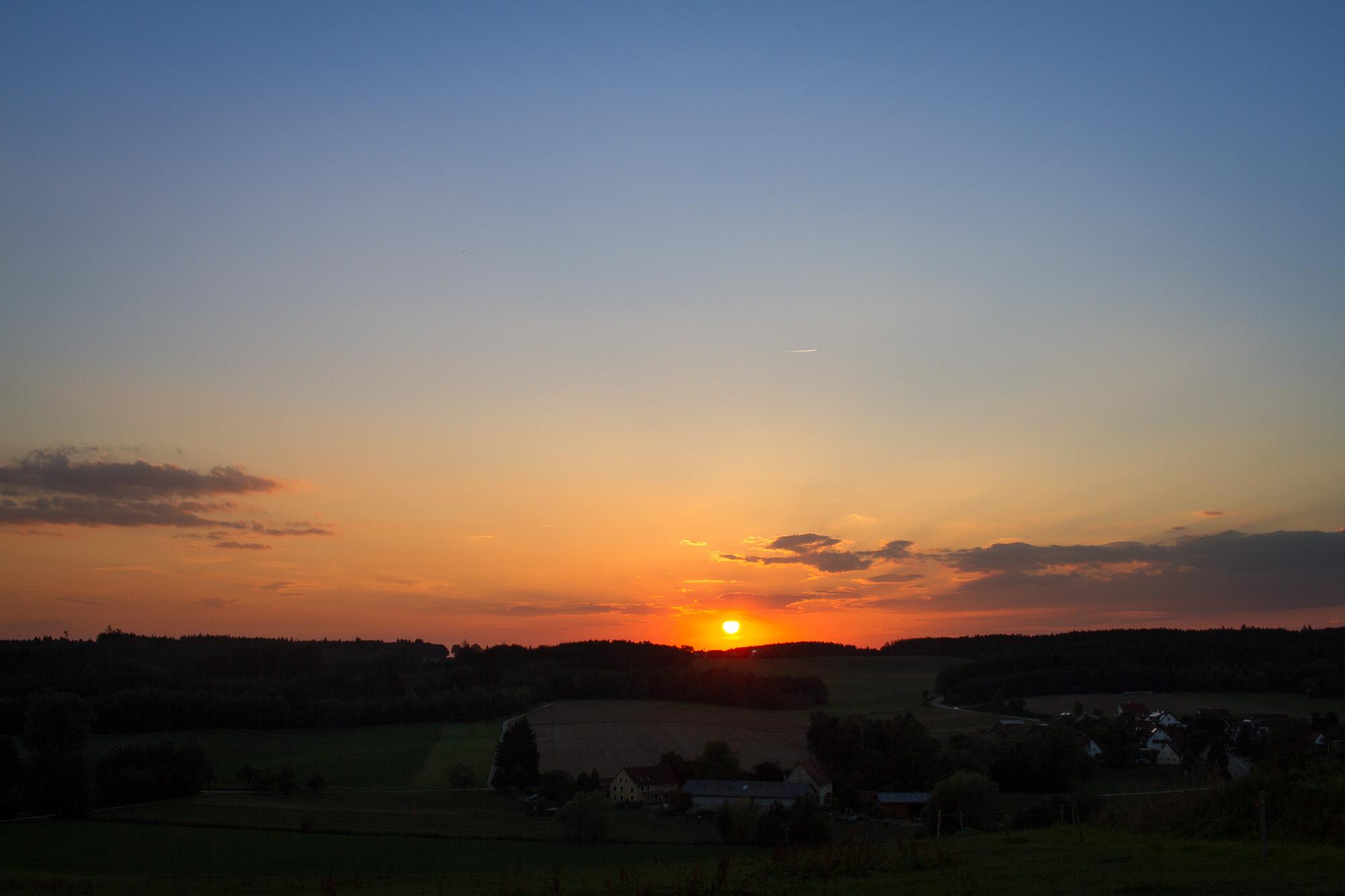 sonjahwolf / Sonnenuntergang