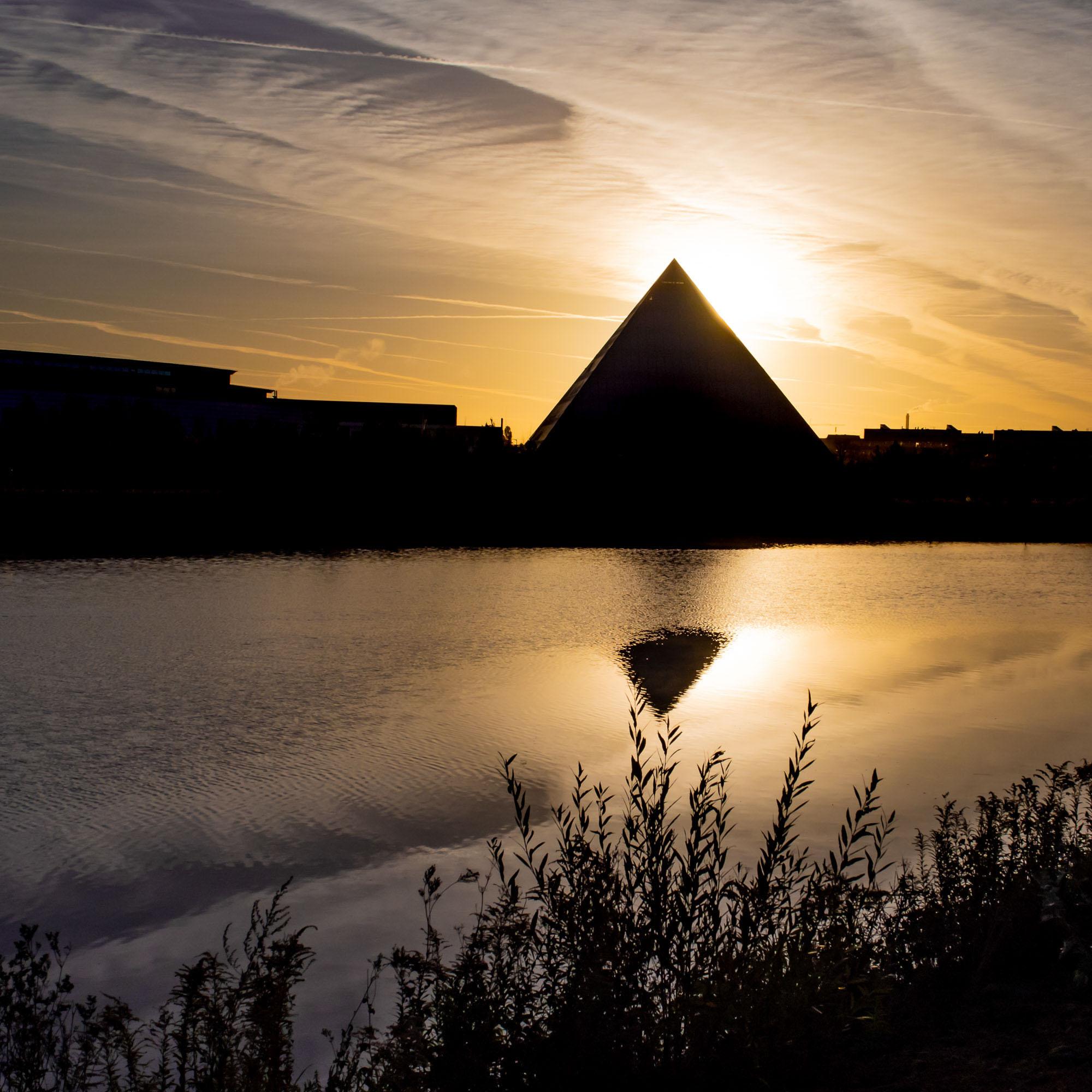 Cthulhusnet / Pyramide