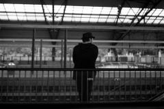 John-Michael / Bahnhof