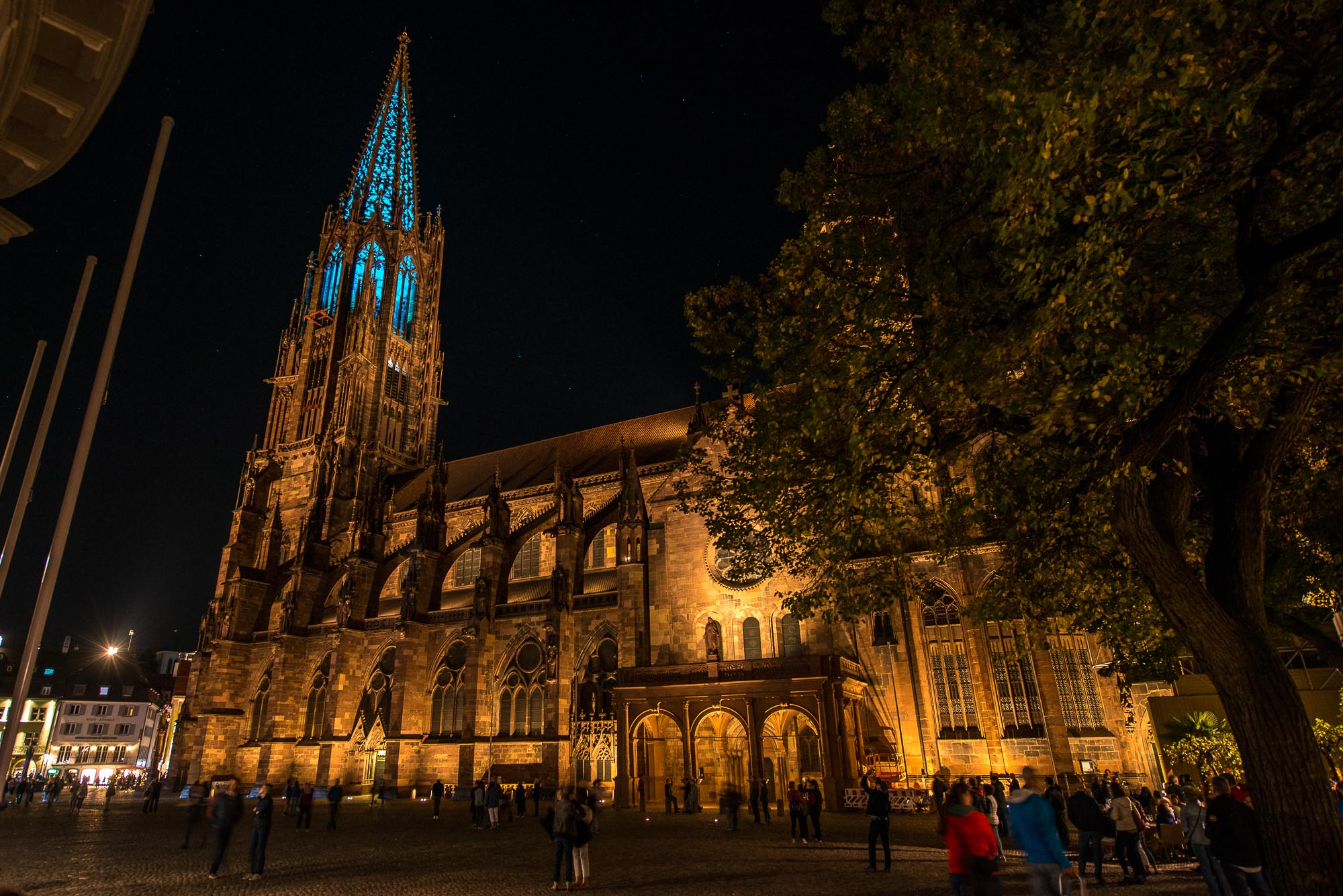 Turmfinale Freiburg