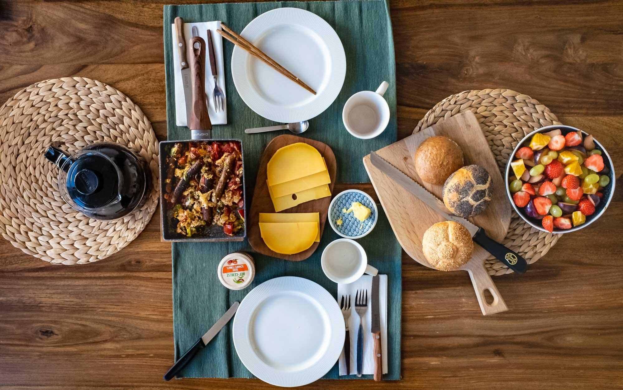 ollo / Herbstfrühstück