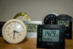 Tristate / Uhrenumstellung