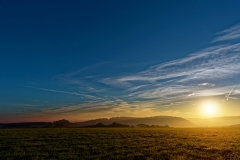 Ruebyi / Sonnenaufgang