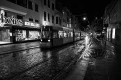 Photoauge / Straßenbahn
