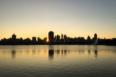 adidelaplaya / Sunrise at Central Park