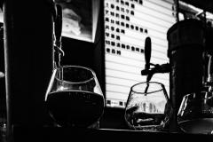 ollo / An der Bar im JingA Brewpub, Beijng