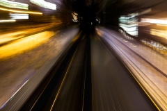 schneehaesli / Lichttunnel