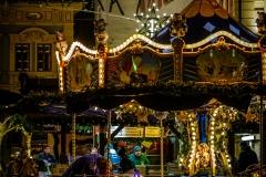 UnclePete / Aufräumen am Christkindlmarkt