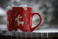 dotmatchbox / Der erste Schnee