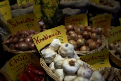 Photoauge / Knoblauch
