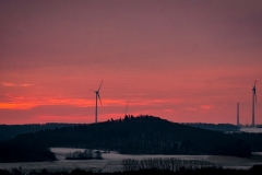 Tristate / Winter Sonnenaufgang